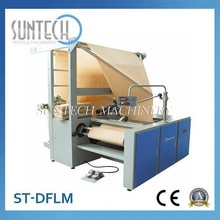 SUNTECH Textile Folding and Lapping Frame with Cloth Guider, Fabric Folding Machine