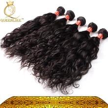 Wholesale price beauty hair products 18 inch peruvian human hair weave virgin peruvian hair weft