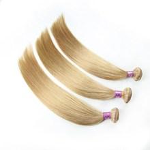 Grade 7A 100% Russian Human hair Wefts/Weaving/Weave sewing machine