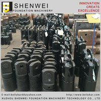 kelly bar swivel for drilling rig kelly bar spare parts