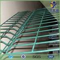 Pvc recubierto soldadasproducimos valla de alambre ( fábrica )