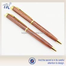 Promotional Items Wooden Color Gift Pen Metal Ballpoint Pen