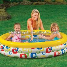 2014 shanghai zhanxing hot sale cheap popular pvc durable baby inflatable indoor pool for swimming