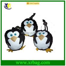 Cute Penguin shape animals eco friendly shopping bag