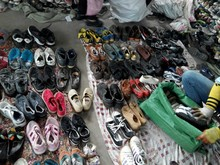 Low price guangzhou wholesale used shoes market