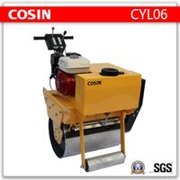 Cosin CYL06 Walk Behind Mini Steel Wheel Vibratory Roller
