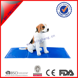 Discount pet supplies online hot selling pet products waterproof durable pet cooling mattress crate pad