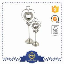 Factory Direct Price Classic Style Candle Holder Insert Metal Holders
