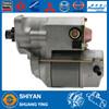 12V1.2kw9T high quality permanent magnet 228000-0980 228000-0981 9722809-098 LRS01526 starter motor