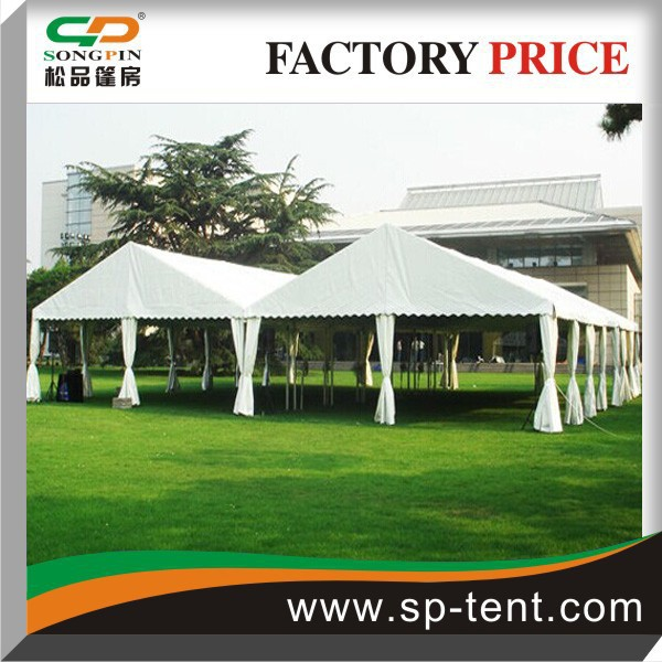 fireproof big outdoor used party tents for sale view used party