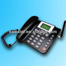 quad band cdma 3g desk phone