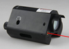 1X24 military tactical red dot scope with red laser GZ2-0014 for hunting