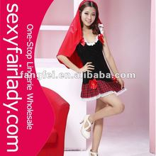 2012 Special design Fashion Elegant sexy adult costume