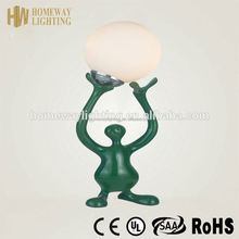 Top 10 adjustable led reading lamp headboard mount green SAA approval/ resin lamp