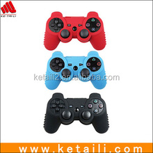 High quality soft silicone protective sleeve for game player controller