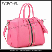 Season Designer 100% Genuine Leather Designer affordable leather handbags
