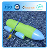 Rocket-shaped Inflatable kids Pool toy pool ride on toy