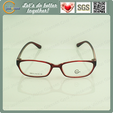 Newest decorative pattern 2015 hot promotional adjustable reading tr90 glasses frames