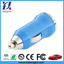 Portable mobile phone accessory factory in China for iphone 5 car charger