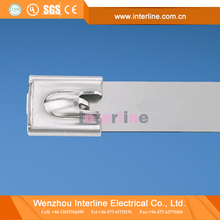 Made in China Hot Sale Circle Nail Stainless Steel Banding Clip/Stainless Steel Cable Tie