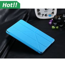 Flip Cover 3 Folding Tablet Case + PC Cover Stand for iPad mini 1 2 3