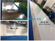 stainless steel belt conveyor belt