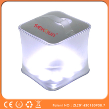 2015 New Arrival Seksun Outdoor Waterproof Led indicator inflatable camping light