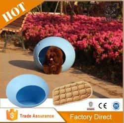 Egg shaped igloo pet bed wholesale