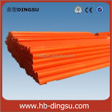 Cheap flexible lightweight pvc pipe/pvc tube for water,drain,sewage,irrigation