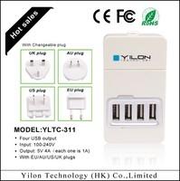 5V 4a mini 3g universal travel charger