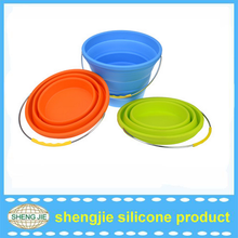 2015 new product silicone bucket made in China