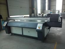 Ntek digital flatbed printer, multicolor uv flatbed printer printing machine