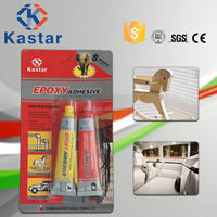 good helper ISO14001 approved Oil resistant epoxy steel adhesive for jade