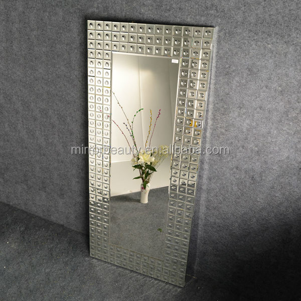 Etched Glass Picture Frame