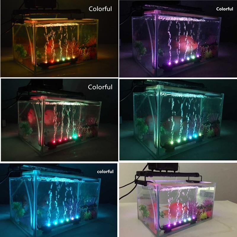 Как сделать подсветку для аквариум 104