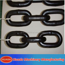 Manufacturer directly selling TOP QUALITY iron welded galvanized steel link chain