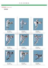 shower mixer brass faucet tap