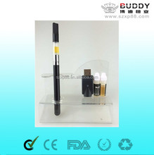 Cool nice Bud touch vaporizer pen kits with two bottles and USB charger