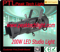 LED Ellipsoidal 150W CMY Color