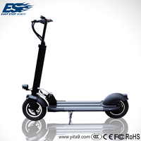 Hot sell aluminum alloy folding scooter