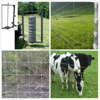 cattle Wire Mesh Fence&Goat Fence&Field Cattle Fence