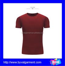 95% Cotton 5% Elastane Men's T Shirt,Custom Blank T Shirt Printing,Dry Fit T Shirt Wholesale China