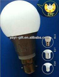 China LED Bulb Manufacturers TUV wide beam angle 500lm 7w led bulb