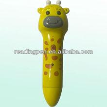 Deer toy story telling pen