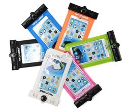 New waterproof bag for phone/waterproof cell phone bag/mobile waterproof bag