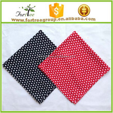 wholesale cotton tie dye ombre paisley bandana