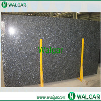 Hot Materials blue pearl african black granite For hall