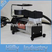 HF-5021(001) DC12V Car Air Compressor Heavy Duty Air Compressor Portable Metal Air Compressor (CE Certificate)