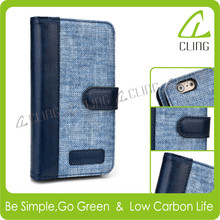 For Apple Iphone 6 Case, For Iphone 6 Wallet Case With Cards Slots, For Iphone 6 eco friendly case