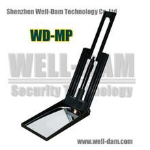 Wd-mp portatile in auto bomba rivelatore del veicolo sotto controllo di sicurezza specchio